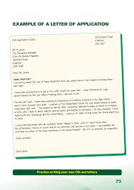 How Make Your Application Letter Stand Out Businessprocess