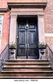 Download City Apartment Building Entrance Com