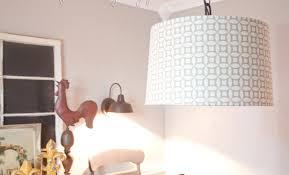 decorations artistic drum shades hanging lamp idea artistic drum shades hanging lamp idea