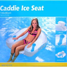 outdoor inflatable air float seat chair sofa chair lounge floater floating for swimming pool water does not apply