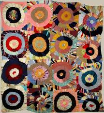 ANTIQUE QUILTS & View Large Image · AFRICAN AMERICAN MULTIPLE 'TARGETS' VINTAGE QUILT Adamdwight.com