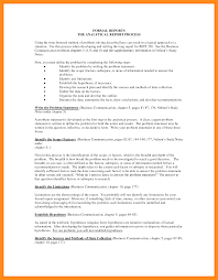 Writing A Management Report Example Fresh Essays