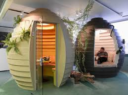 best office in the world. Google\u0027s Zurich Office Also Has These Unique Egg-shaped Pods. Best In The World
