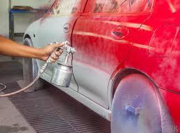 the four basic types of auto paint are acrylic lacquer acrylic enamel acrylic urethane and water based