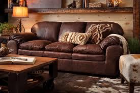 rustic leather living room furniture. Colton Sofa Rustic-living-room Rustic Leather Living Room Furniture U