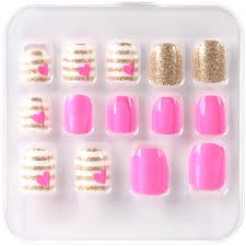 fing rsie nailsstick on nails