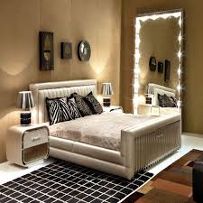 bedroom with mirrored furniture. Clever Mirrored Furniture Bedroom Ideas With Impressive Reflection Accent : Contemporary Furnished Modern