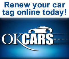 motor vehicle s okcars tax ok gov keepplate