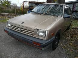 1986 Chevy Sprint Plus - Gold - For Sale | Flickr