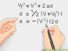 how to solve any physics problem steps pictures  image titled solve any physics problem step 6