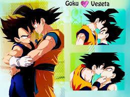 Gay goku and vegeta