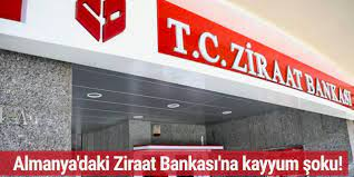 Almanya'dan Ziraat Bankası için yeni karar! 'Kayyum' atanacak!