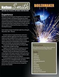 boilermaker resume specialisation boilermaker resume template australia