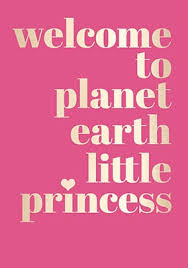 Welcoming Baby Girl New Baby Girl Cards Funky Pigeon