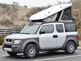 Turn Your Honda Element Into A Hotelement Adventure Journal