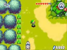 Resultado de imagem para zelda four swords gba sea of trees