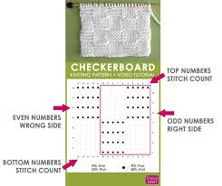 How To Read Lace Knitting Charts How To Read A Knitting Chart For Absolute Beginners Studio