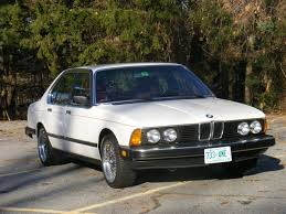 BMW 5 Series 1983 bmw 5 series : 1983 BMW E23 733i 5-speed: Teutonic Sports Barge | Totally That Stupid