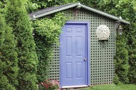 how much does it cost to put up a garden shed