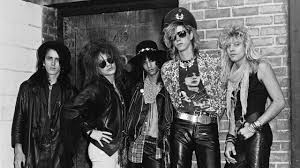 What the Unstoppable Rise of Guns N\u0027 Roses Looked Like From The ...