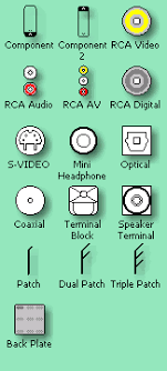 visio guy  audio visual components shapes av components stencil