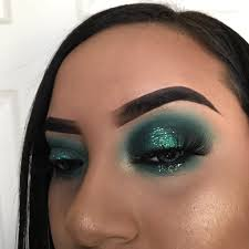 fashion party eye makeup for blue eyes cool makeup looks for people who love blue
