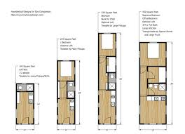 Small Picture Extremely Creative 14 Tiny House Plans For A Trailer 32 X 8 Mobile