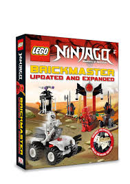 LEGO® Ninjago Brickmaster Updated and Expanded Lego Brickmaster: Amazon.de:  Last, Shari: Fremdsprachige Bücher