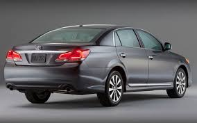 2012 Toyota Avalon iii – pictures, information and specs - Auto ...
