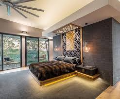 Image False Ceiling Bedroom Lighting Lushome 15 Modern Bedroom Design Trends And Stylish Room Decorating Ideas
