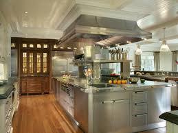 chefu0027s kitchen glass display steel kitchen cabinets t99