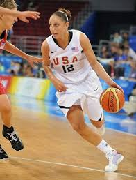 diana taurasi london olympic team you know you are good when you represent the united states at the olympics