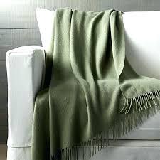 dark green throw blanket sage green throw blanket crate and barrel alpaca mint chevron dark green dark green throw