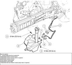 2xu8x ford escape 06 front windshield washer not working wipers chrysler wiper motor wiring diagram