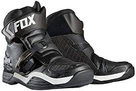 Fox Riding Boots Size Chart Fox Racing Sports Mens Off Road Motorcycle Boots Black Size 10