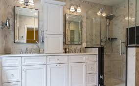 Baltimore Marble Bath Remodel Owings Brothers Contracting New Baltimore Bathroom Remodeling