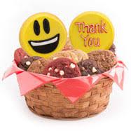 w452 sweet emojis basket thank you