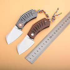 Folding Pocket <b>Knife</b> Tactical <b>Knife</b> Survival Hiking Camping ...