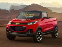 Chevy's New Compact Pickup Truck: What to Expect - ChevroletForum