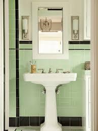 bathroom idea vintage bathroom mint green green tile wall bathroom decorating retro