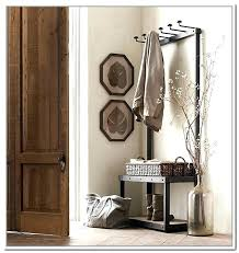 Coat Rack Entryway
