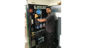 Vending Machine Technician Impressive From Entrepreneur To Vending Veteran VendingMarketWatch