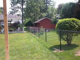 chain link fence installation. Fine Chain Haley Bros Inc Fully Guarantees All Of Its Chain Link Fence Supplies  Installation And Repair Services For Chain Link Fence Installation