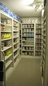 Food #Storage Room U2013 Basement. This Would Be Heaven! #Organization