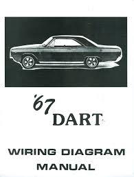 1967 dodge dart wiring diagram manual
