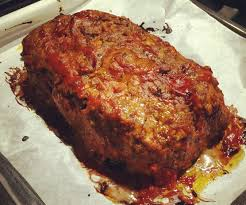 It's also fairly easy and simple to make. Meatloaf With Awesome Sauce Vanilla Bean Online