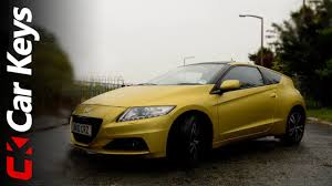 Honda CR-Z 2013 review - Car Keys - YouTube