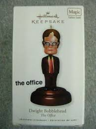 the office christmas ornaments. dwight bobblehead office 2010 hallmark ornament the christmas ornaments p