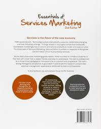 Services Marketing Essentials Of Services Marketing Amazon De Jochen Wirtz Patricia