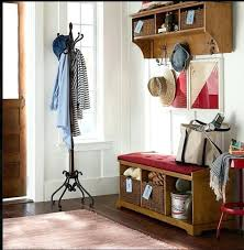 Front Hall Coat Rack Beauteous Entryway Coat Rack Bench Stylish Entryway Shoe Storage Bench